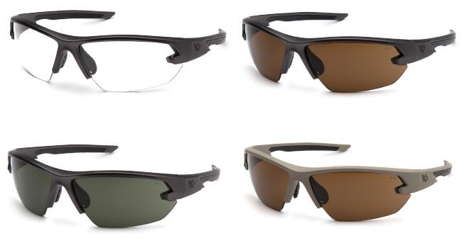 очки для стрельбы Pyramex VGT Semtex 2.0