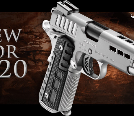Пистолет Kimber Rapide Black Ice