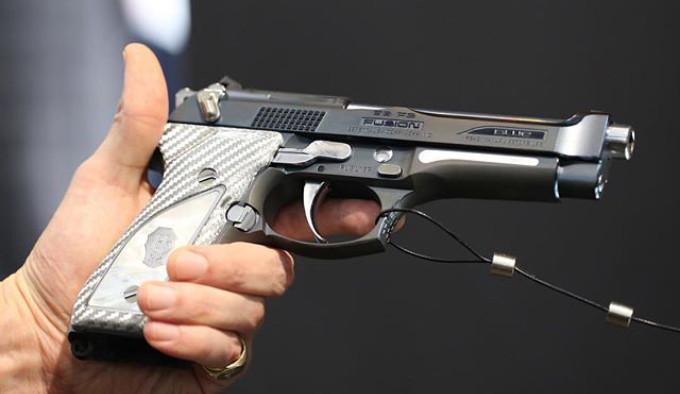 Пистолет Beretta 92 FS Fusion Blu