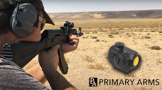 Primary Arms Advanced Micro Dot