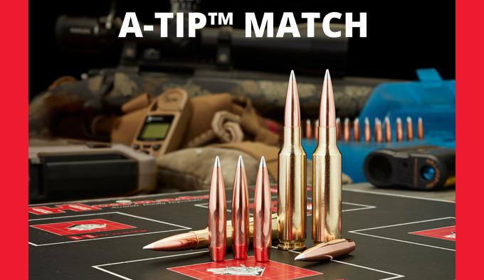 Пули Hornady A-Tip Match