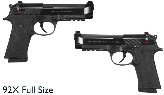 Пистолет Beretta 92X Full Size