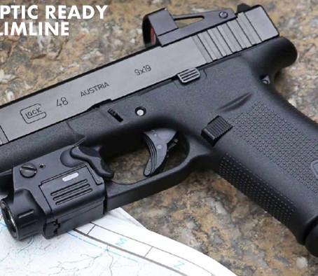 Пистолеты Glock G43X и G48 ORS