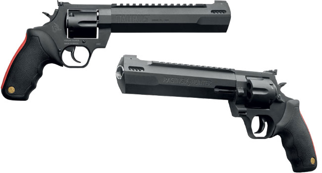 Револьвер Taurus Raging Hunter Matte Black