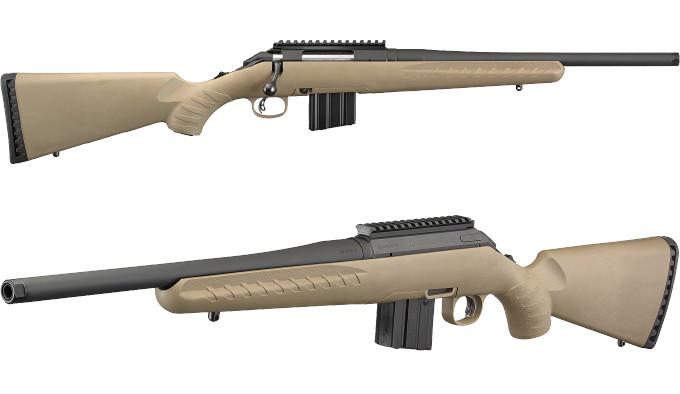 Винтовка Ruger American Rifle Ranch .350 Legend