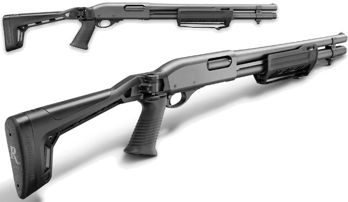 Ружье Remington 870 Side Folder