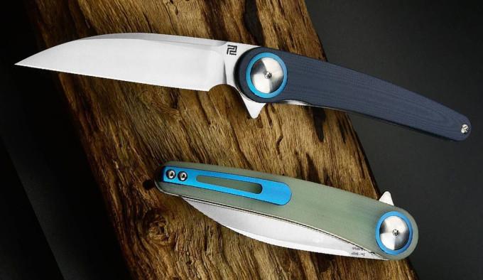 Нож Artisan Cutlery Cazador с боку
