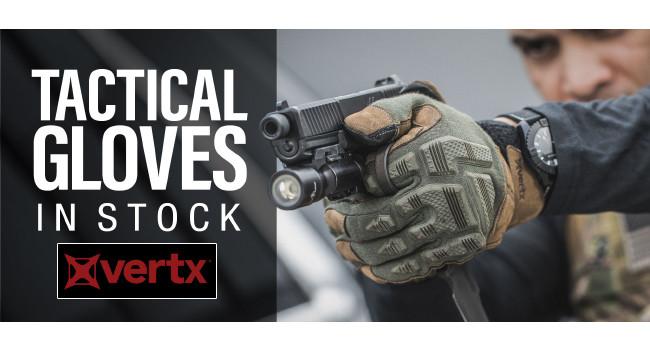 Тактические перчатки Vertx
