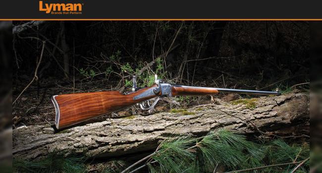Юбилейная винтовка Шарпса от Lyman