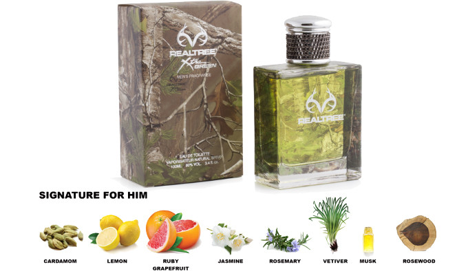 Духи Realtree For Him