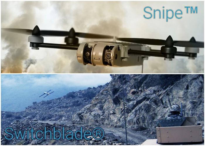 Snipe и Switchblade
