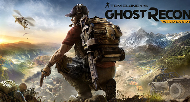 постер Tom Clancy's Ghost Recon Wildlands с экипировкой 5.11