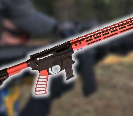 Карабин MasterPiece Arms MPA AR9 PCC