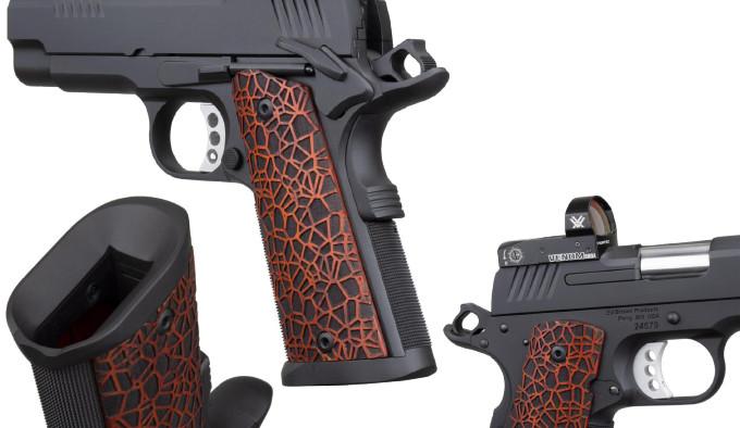 особенности пистолета E9-LW