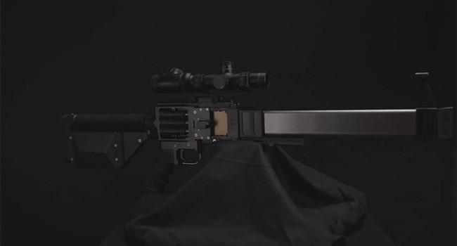 винтовка FDM L5 на стенде