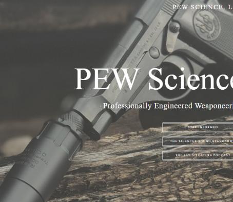 Стандарт эффективности глушителей PEW SSS