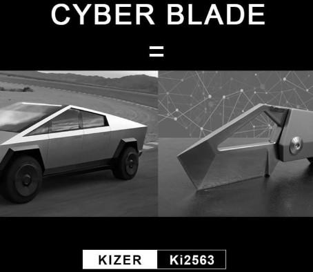 Нож Kizer Cutlery Cyber Blade