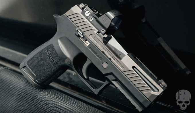 Затвор Grey Ghost Precision GGP320