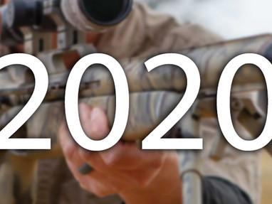 Итоги 2020 года - Пневматическое оружие