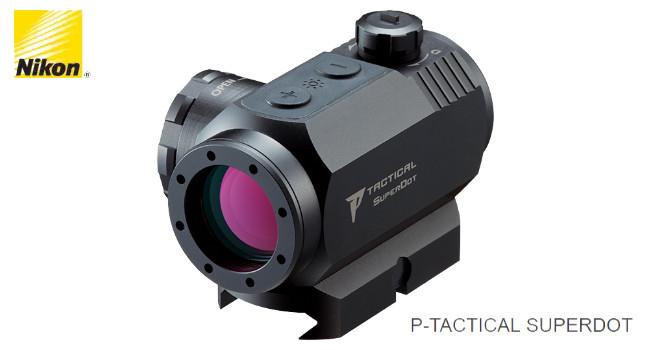 Коллиматорный прицел Nikon P-Tactical Superdot