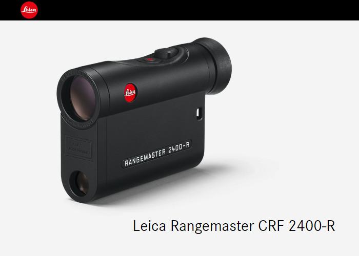 Лазерный дальномер Leica CRF 2400-R