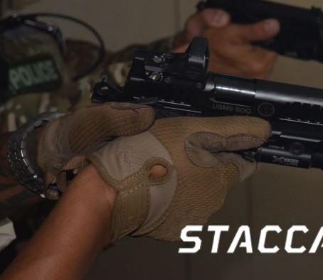 Staccato 2011 на службе в более 250 правоохранительных подразделений США