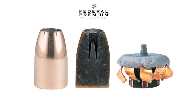 пули Federal Premium Hydra-Shok Deep