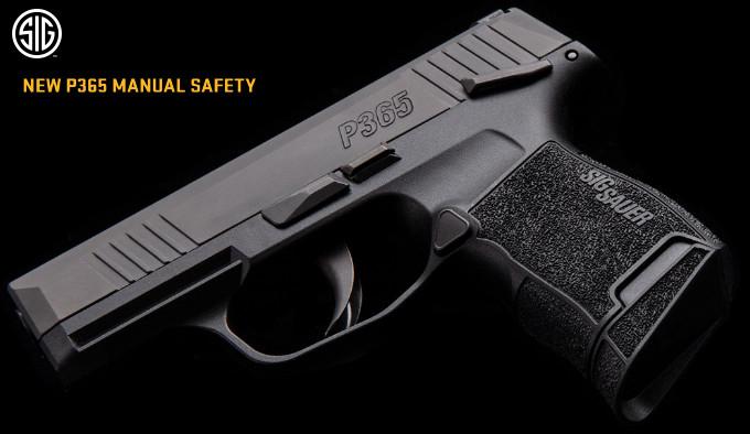 Пистолет Sig Sauer P365 MS