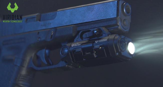 Пистолетная видеокамера Viridian FACT Duty WMC