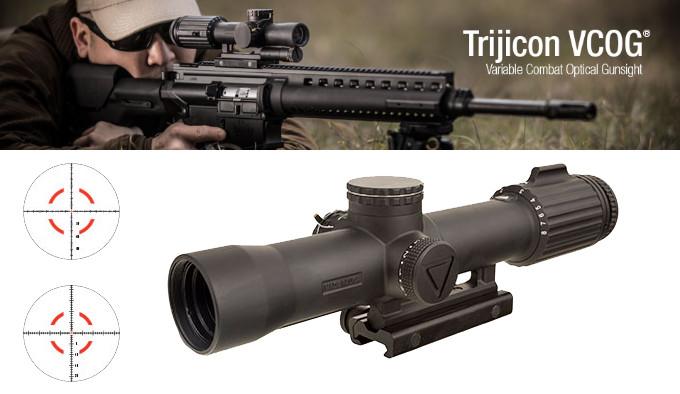 Оптический прицел Trijicon VCOG 1-8x28