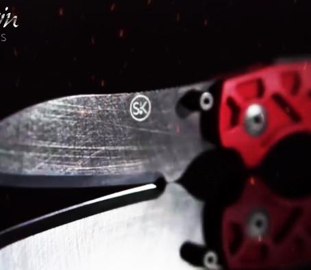 Нож Sandrin Torino