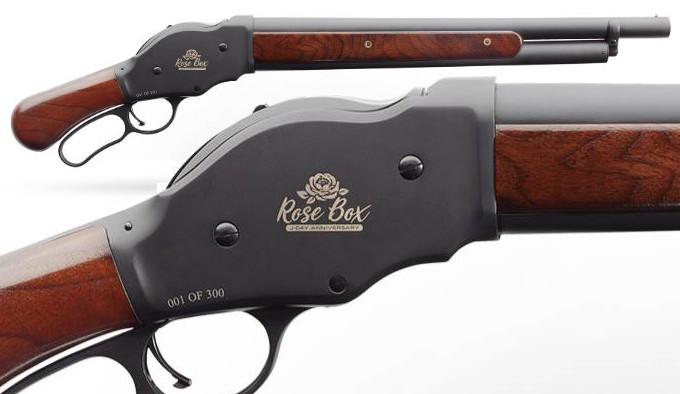 Ружье Chiappa 1887 Rosebox Limited Edition