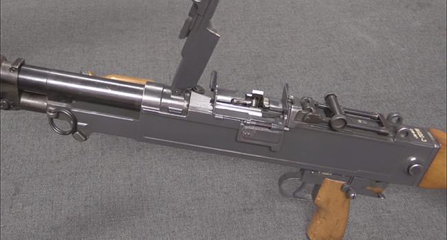 UK vz 59 крышка лотка патронов