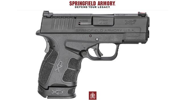 Пистолет Springfield Armory XD-S MOD.2