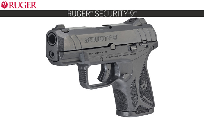 Пистолет Ruger Security-9 Compact