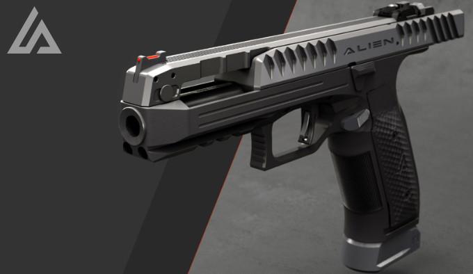 Пистолет Laugo Arms Alien