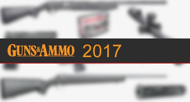 Награды Guns and Ammo за 2017 год