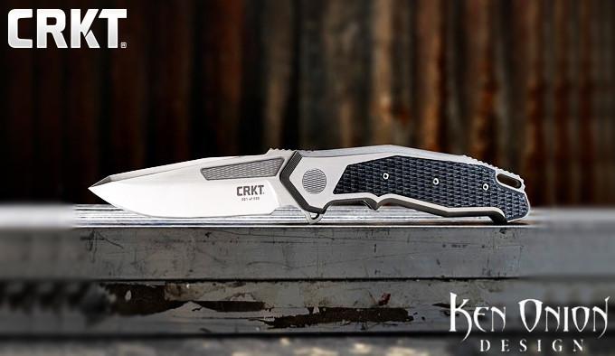 складной нож с клинком из стали CTS-XHP