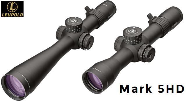 Оптические прицелы Leupold Mark HD5