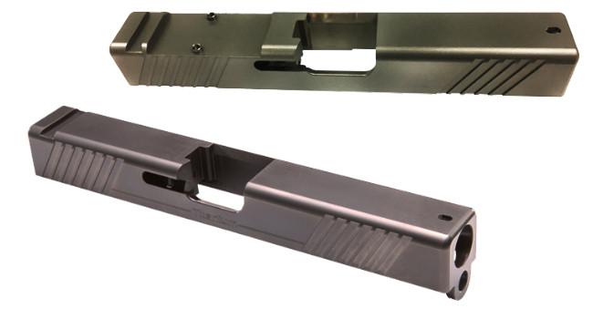 затворные рамки Glock T17 и T19