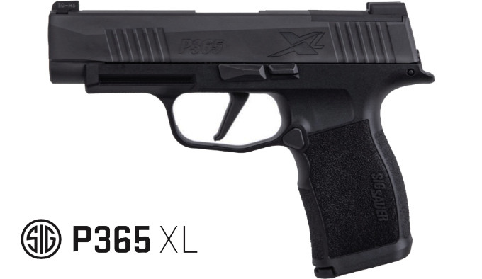 Пистолет Sig Sauer P365XL
