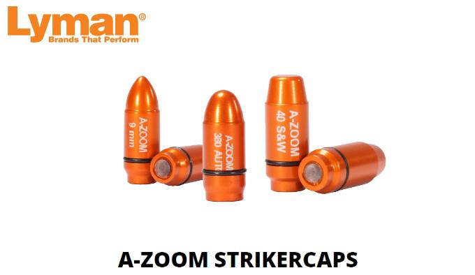 Фальшпатроны Lyman A-Zoom StrikerCaps