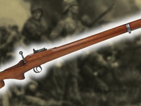 Предок буллпапов - винтовка Торникрофт (Thorneycroft)