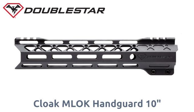 "Цевье DoubleStar Cloak M-Lok 10"""