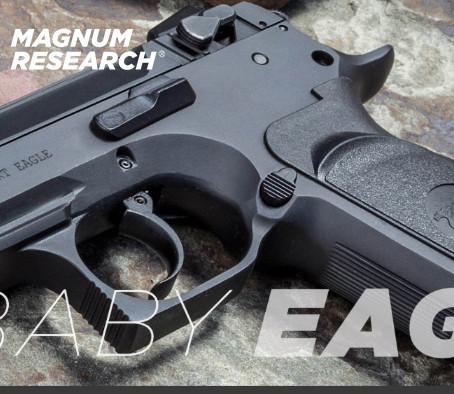 Пистолет Magnum Research Baby Eagle III возвращается