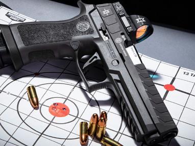 Спортивный пистолет Sig Sauer P320MAX