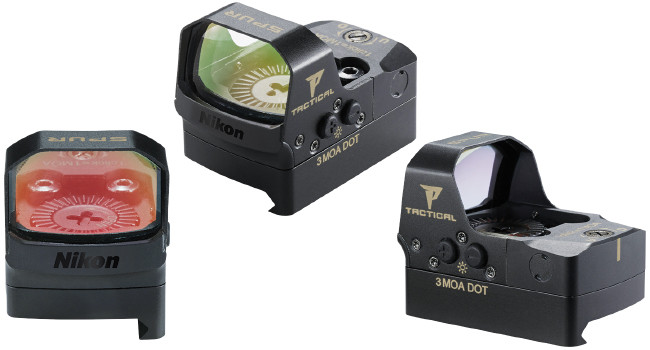 Коллиматор Nikon P-Tactical Spur