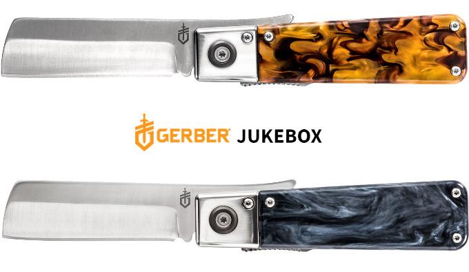 Нож Gerber Jukebox