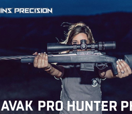 Винтовка Seekins Precision HAVAK PH 2