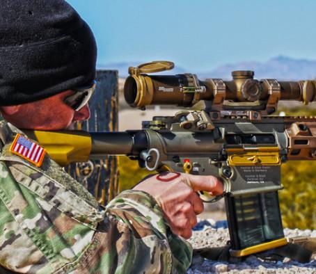 Оптический прицел для Министерства обороны США - Sig Sauer TANGO6T